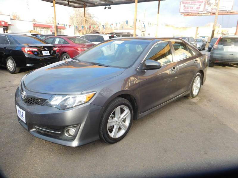 2014 Toyota Camry SE 4dr Sedan - Denver CO
