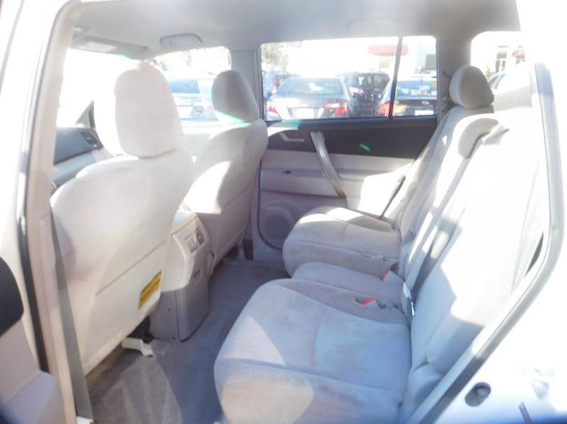 2008 Toyota Highlander Sport 4dr SUV - Denver CO
