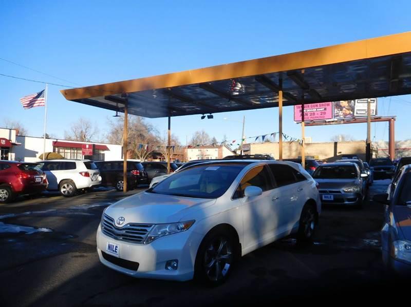 2010 Toyota Venza FWD V6 4dr Crossover - Denver CO