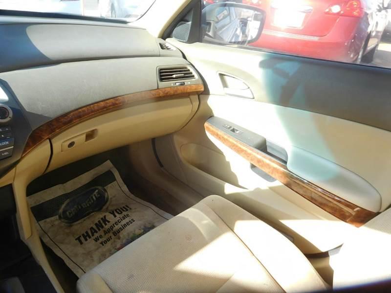 2010 Honda Accord EX 4dr Sedan 5A - Denver CO