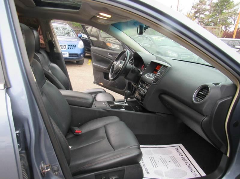 2010 Nissan Maxima 3.5 S 4dr Sedan - Denver CO