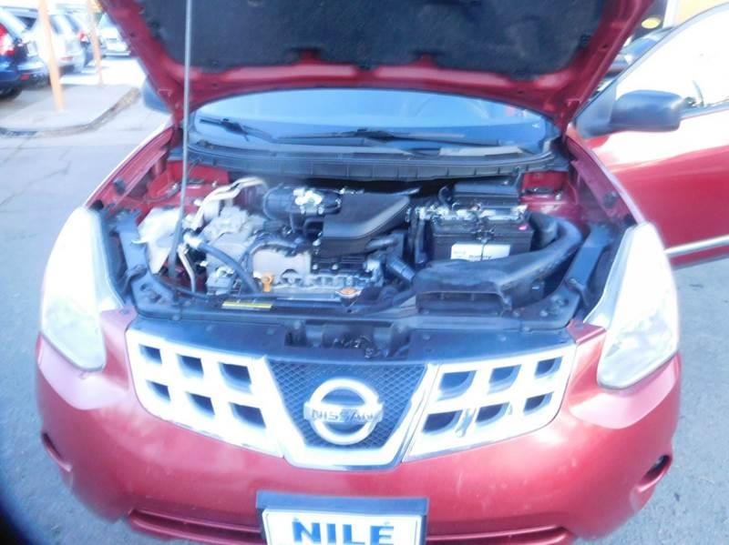2011 Nissan Rogue S 4dr Crossover - Denver CO