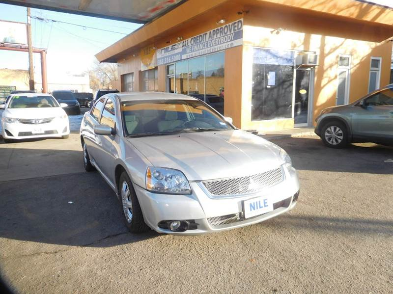 2012 Mitsubishi Galant ES 4dr Sedan - Denver CO
