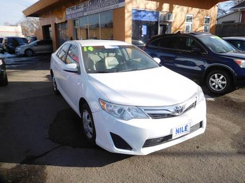 2014 Toyota Camry for sale in Denver, CO