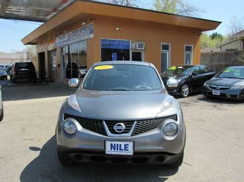 2011 Nissan JUKE