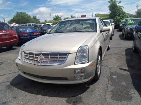 2007 Cadillac STS for sale in Garden City, MI
