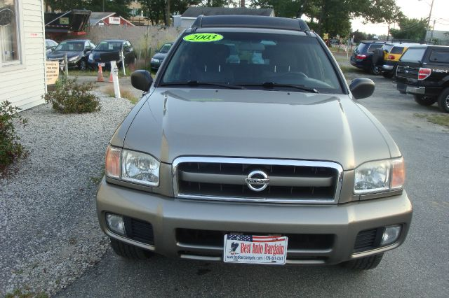 2003 Nissan Pathfinder