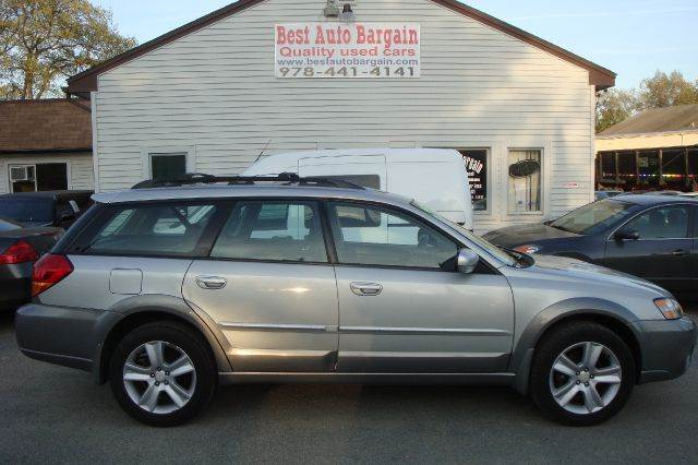 2005 subaru outback 2 5 xt limited awd 4dr wagon in lowell. Black Bedroom Furniture Sets. Home Design Ideas