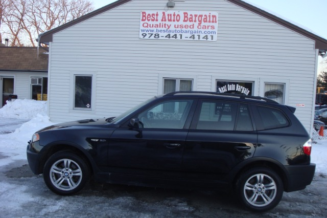2005 BMW X3 for sale
