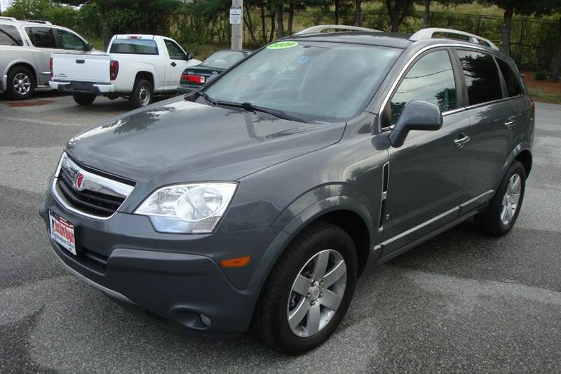 2009 Saturn Vue Xr 4dr Suv In Lowell Ma Best Auto Bargain
