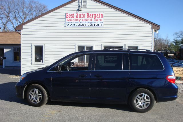 2007 Honda Odyssey for sale