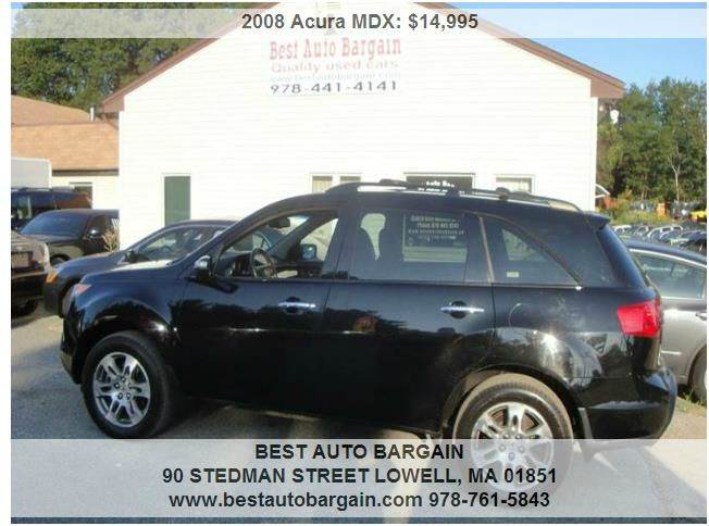 2008 Acura MDX