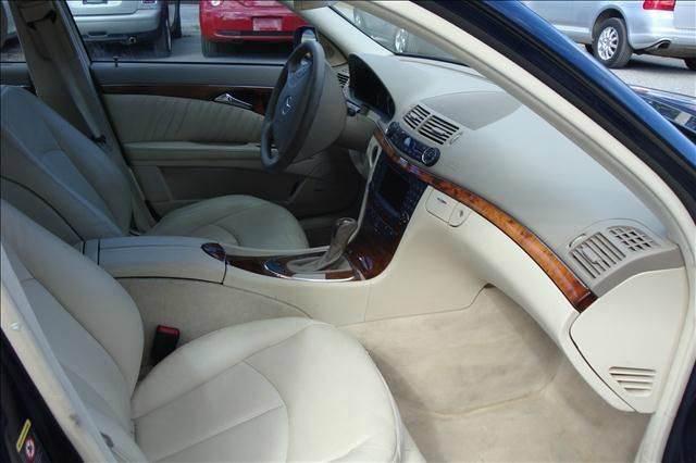 2005 Mercedes-Benz E-Class E500 4Matic - Lowell MA