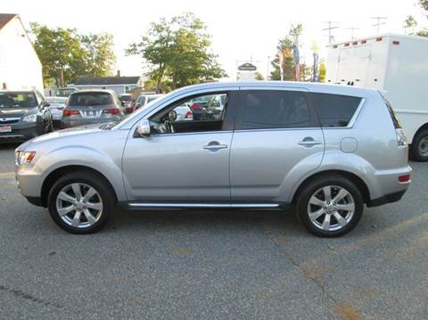 2010 Mitsubishi Outlander for sale in Lowell, MA