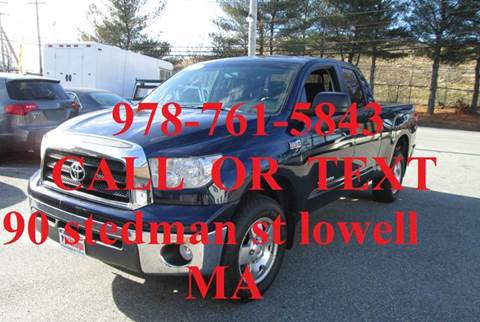 2008 Toyota Tundra for sale in Lowell, MA