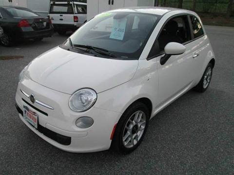 2013 FIAT 500 for sale in Lowell, MA