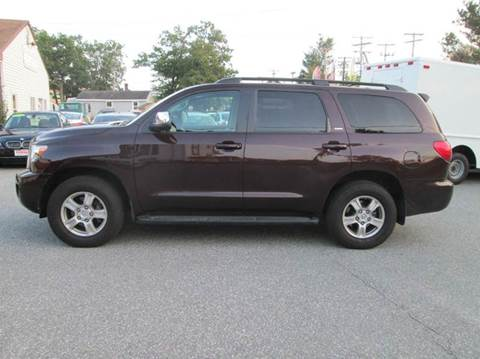 2012 Toyota Sequoia for sale in Lowell, MA