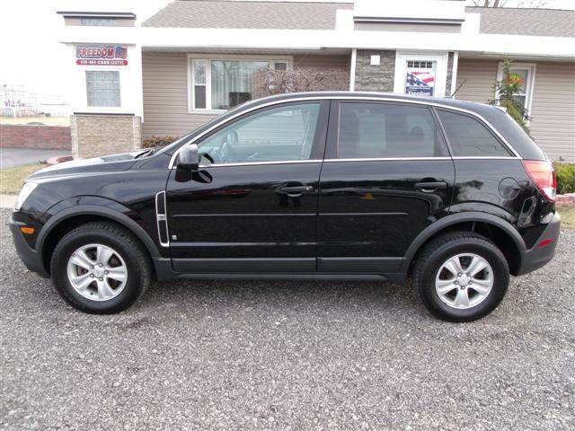 2009 saturn vue xe 4dr suv in bellevue oh freedom auto mart. Black Bedroom Furniture Sets. Home Design Ideas