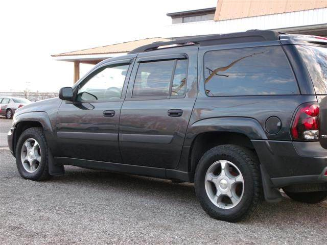2005 chevrolet trailblazer ext ls 4wd 4dr suv in bellevue. Black Bedroom Furniture Sets. Home Design Ideas
