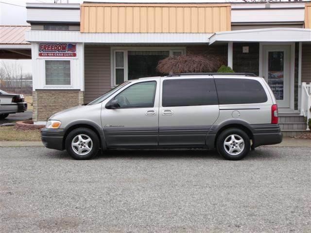 2005 pontiac montana 4dr extended mini van in bellevue oh. Black Bedroom Furniture Sets. Home Design Ideas