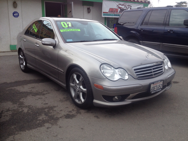 Used cars colton used pickup trucks riverside fontana meza for Mercedes benz 2007 c230