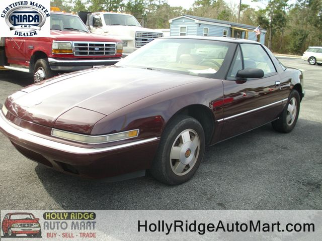 1990 Buick Reatta Coupe - Holly Ridge NC