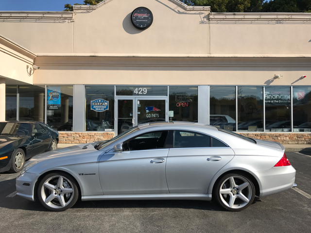 2006 mercedes benz cls cls55 amg 4dr sedan in shrewsbury for Mercedes benz haverhill ma