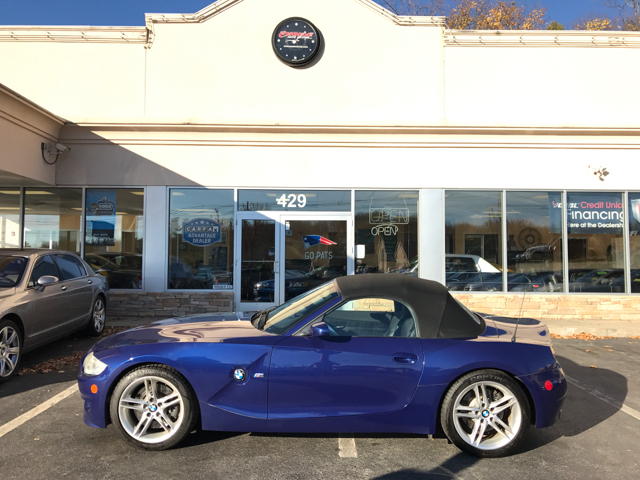 2006 bmw z4 m base 2dr convertible in shrewsbury ma choice auto center. Black Bedroom Furniture Sets. Home Design Ideas