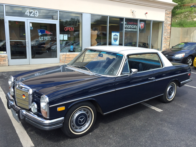 1972 mercedes benz 250 c coupe in shrewsbury ma choice for Shrewsbury mercedes benz dealers