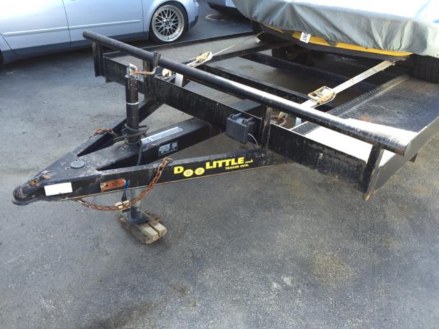 2004 Doolittle Car Trailor Dual Axle - Shrewsbury MA