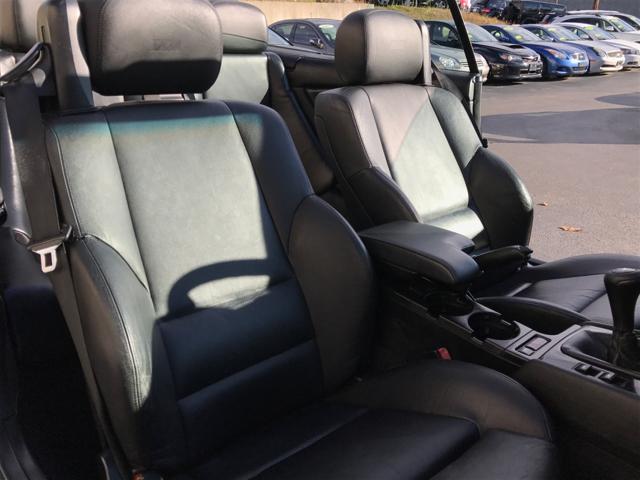 2001 BMW M3 Base 2dr Convertible - Shrewsbury MA