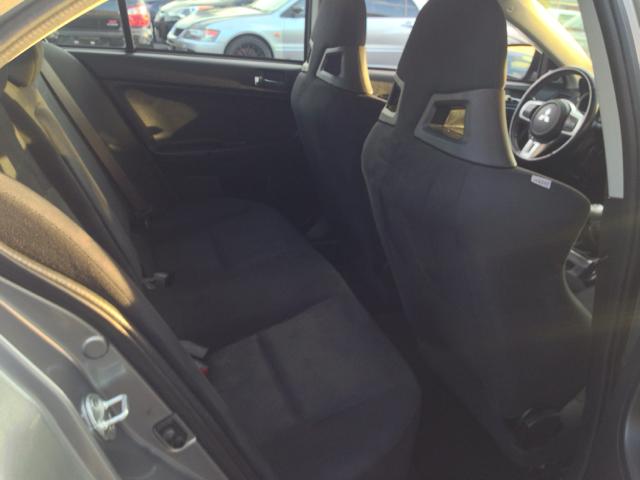 2014 Mitsubishi Lancer Evolution GSR AWD 4dr Sedan - Shrewsbury MA