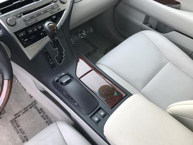 2010 Lexus RX 350 Base AWD 4dr SUV - Shrewsbury MA