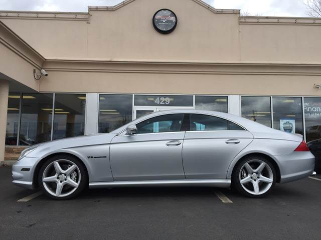 2006 mercedes benz cls cls55 amg 4dr sedan in shrewsbury