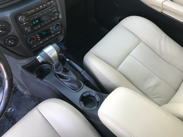 2007 Chevrolet TrailBlazer LT 4dr SUV 4WD - Shrewsbury MA