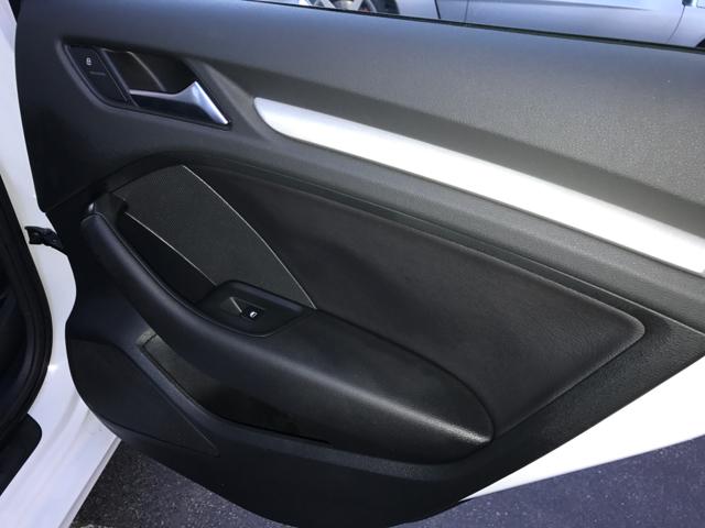 2015 Audi A3 2.0T quattro Premium AWD 4dr Sedan - Shrewsbury MA