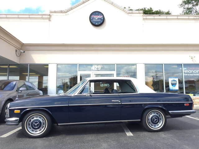 1972 Mercedes Benz 250 C Coupe In Shrewsbury Ma Choice