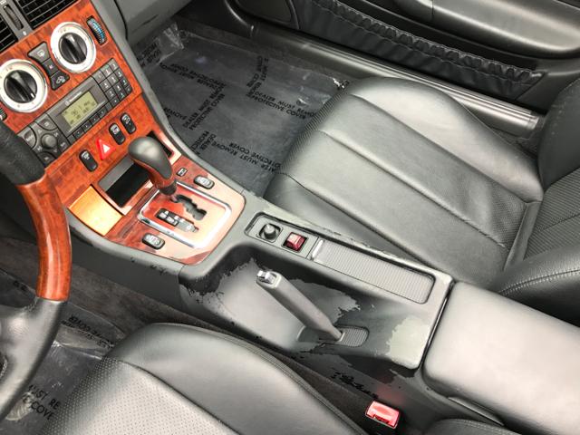 2001 Mercedes-Benz SLK SLK 320 2dr Convertible - Shrewsbury MA
