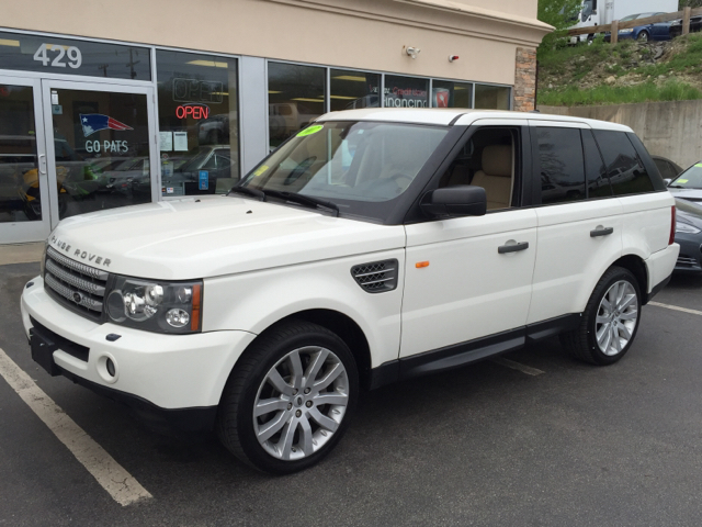 2007 Land Rover Range Rover Sport Supercharged 4dr SUV 4WD - Shrewsbury MA