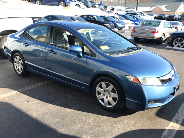 2009 Honda Civic LX 4dr Sedan 5A - Shrewsbury MA