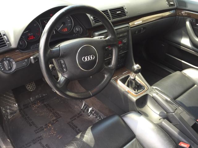 2004 Audi S4 quattro AWD 4dr Sedan - Shrewsbury MA