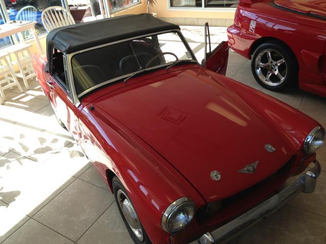1964 Austin-Healey Sprite  - Shrewsbury MA