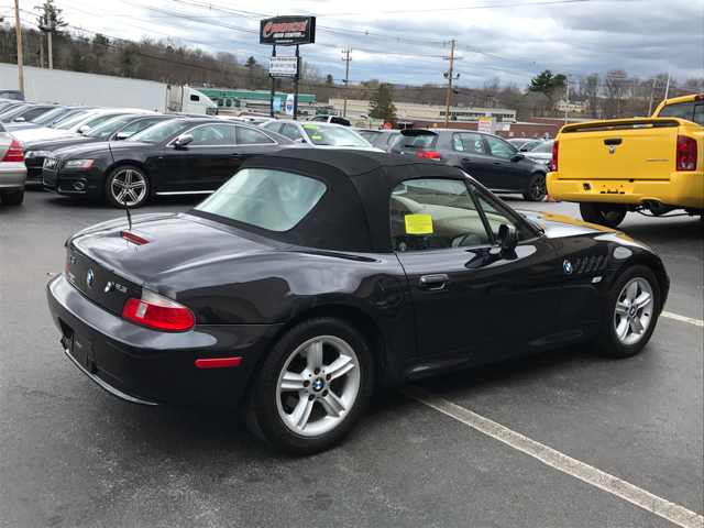 2000 BMW Z3 2.3 2dr Convertible - Shrewsbury MA