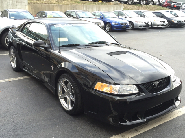 2000 Ford Mustang Gt Saleen Supercharged - Shrewsbury MA