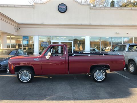1979 Chevrolet C/K 10 Series