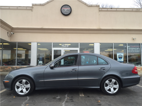 Used Mercedes Benz For Sale In Shrewsbury Ma