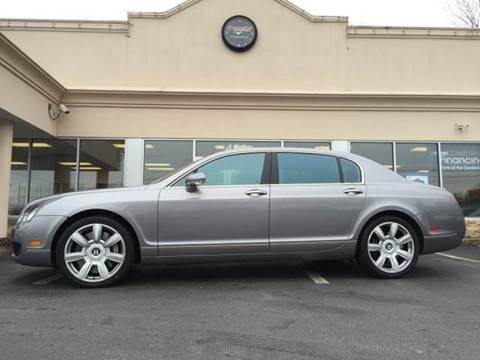 2006 Bentley Continental Flying Spur for sale in Shrewsbury, MA