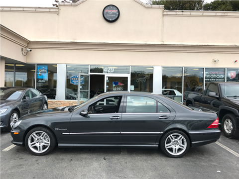 2004 Mercedes-Benz S-Class for sale in Shrewsbury, MA
