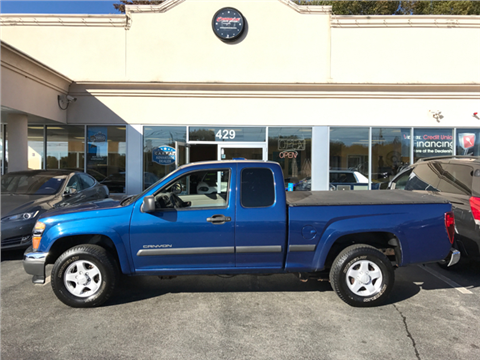 2005 GMC Canyon for sale in Shrewsbury, MA