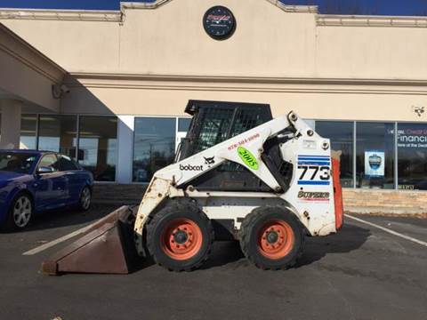 1998 Bobcat 773 for sale in Shrewsbury, MA